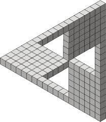 Картинки по запросу изображение невозможных фигур