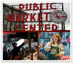 Four Business Lessons Learned from Seattle Public Market Lessons Learned, Customer Service, Seattle, Public, Marketing, Learning, Business, Customer Support, Studying