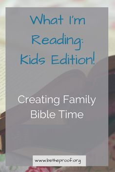 One of the things Eric and I have talked about as we discuss what it looks like for our family to live a legacy lifestyle is being able to incorporate Bible time together as a family. With Sarabeth being 20 months old now, she's able to comprehend a lot more than most kids her age are given credit. We found a time that works best for our family and decided to sit down and read Sarabeth's board book Bible with her. In theory, this was a great idea. But we forgot to take into account our…