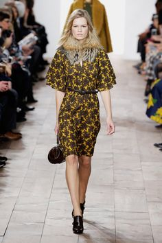Pin for Later: Germany's Next Topmodel ganz ohne Casting-Show Michael Kors Herbst/Winter 2015