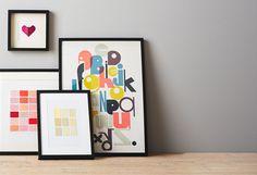 RIBBA series gallery frames - p. 230 of IKEA Catalog 2016