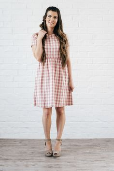 Nutcracker Fit and Flare Dress Light Pink Fit N Flare Dress, Fit And Flare, Modest Outfits, Cute Outfits, Shabby Apple, Vintage Inspired Outfits, Cute Summer Dresses, Pink Dress, Beautiful Dresses