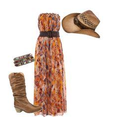 Loving cowgirl fashion this year!