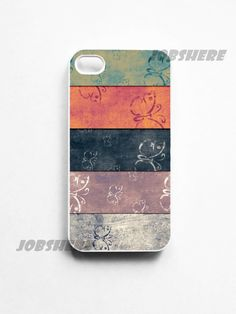 Butterfly - iphone 4 case iphone 4s case iphone 4 hard case ihone 4 cover for apple iphone 4 iphone 4s. $14.50, via Etsy.