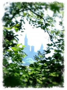 Hohenzollern from the trail