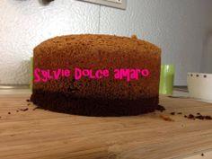 Chiffon cake al cacao e caffè ....