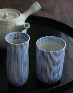 【ペアの湯呑】二人でお茶を・和食器の愉しみ・工芸店ようび