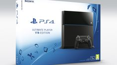 Sony Reveals Revised PS4 Model And New 1TB Console - http://www.continue-play.com/news/sony-reveals-revised-ps4-model-and-new-1tb-console/
