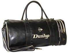 4e2c80267186 Dunlop Retro Gym Holdall Sports Weekend Barrel Shoulder Bag (Navy)   Amazon.co.uk  Luggage