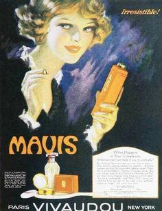 Mavis, 1920s.