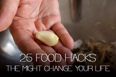 awesome food hacks