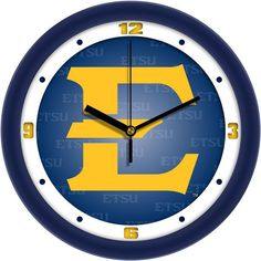 NCAA East Tennessee State Buccaneers-Dimension Wall Clock
