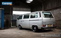 Type 25 on air - VW Camper and Bus