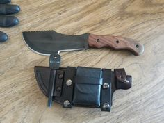 Hey, I found this really awesome Etsy listing at https://www.etsy.com/listing/186197235/survival-knife-and-knife-sheath
