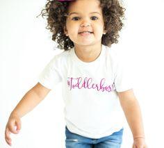 Toddlerboss Shirt