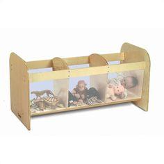 Whitney Bros. Toy Storage Box wb0185,    #Whitney_Bros._wb0185