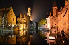 Went to Bruges this weekend. It really is a fairytale.