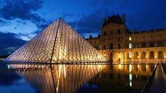 Top 10 Paris Attractions | My Parisienne Walkways Paris France, Museum Paris, Art Museum, Rio Sena, Hotel Des Invalides, Louvre Paris, Paris Wallpaper, Wallpaper Desktop, Paris Images