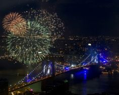 Macy's July 4th fireworks - full scoop on how/where to view them!