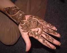 Beautiful Eid Collection For Girls Best Mehndi Designs 2013: India Mehndi (1)Photos Pictures Pics Images