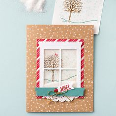 Hearth & Home Thinlits Dies by Stampin' Up!