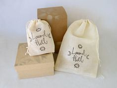 Laurel Hill — jewelry packaging