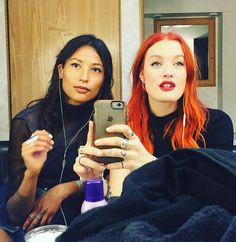 Aino, Icona Pop in ANIMUS