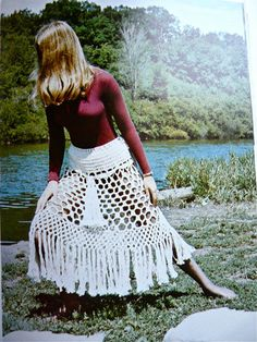 I'm a big fan of the ridiculous poses of 60's and 70's fashion models.