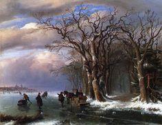 Image result for Hudson River School painters