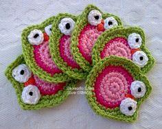 cute froggies or maybe little green owls