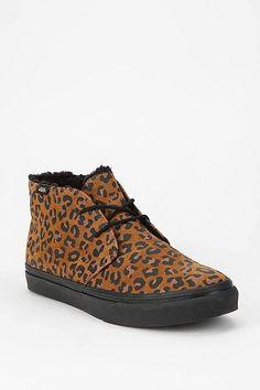 Vans Leopard Chukka Sneaker