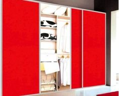 11 Beautiful Triple Track Sliding Closet Doors Digital Images Idea