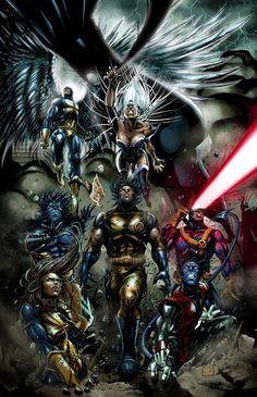 X-Men   Melike Acar