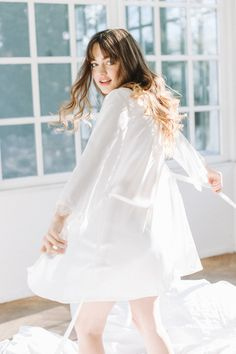 Bridal Robes by Sina Fischer - Getting Ready