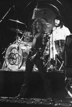 Robert Plant & John Bonham | Led Zeppelin