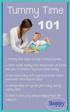 Baby Tummy Time 101!