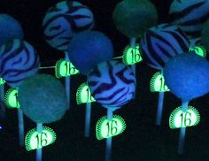 Glow In The Dark / Blacklight Party ~ Whirligigs Party Co
