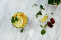 Raise a glass up for health and pure energy, cheers! #smoothie #nutrition #raw