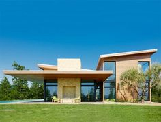 Click the pic to see more of the West Dry Creek House designed by Dowling Studios.