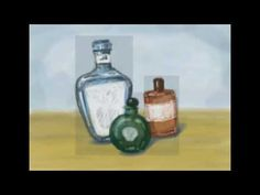 Composition in Art Part 1 - Learn how to create successful art compositions in Part 1 of this video series on composition in art.