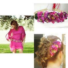 #clientasame #clientasfelices #wedding #bodas #diademasytiaras #flores #handmade #tocados #cinturones #cinturonesdeflores