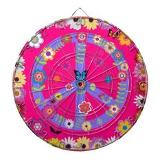 DART BOARDS - RETRO - PARTY SUPPLIES - GAMES - 15% off - Comes with best darts with UK & American flag art on them. Aim for Peace. Gift with message. Christmas or Hanukah