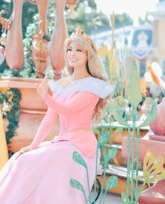 """""""When you believe in a thing, believe in it all the way, implicitly and unquestionable. Disney World Princess, Disney Princesses And Princes, Princess Aurora, Disney Dream, Disney Love, Disney Magic, Disney Parks, Walt Disney World, Disney Pixar"""