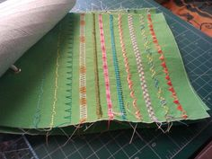 My Janome Stitch Bible by circle of five   Quilting Ideas