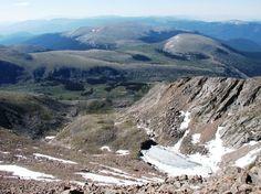 More views of Mt. Bierstadt Trail