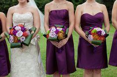 http://www.beautifulbloomsbyjen.com Super fun wedding by Beautiful Blooms by Jen and photo by http://noellann.com