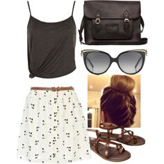 """May 2013 - LA (3)"" by sam1709 on Polyvore"