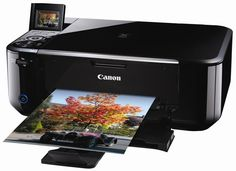 The next kind of photo printer is the full size inkjet printer that is commonly related to printing records.