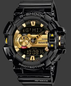 G-Shock Gba-400 I like these types of G Shcok Watches, they are so cool.