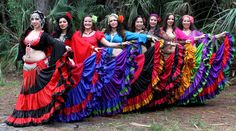 We3 Belly Dance GypsyTribalFaire 25Yd 10 Skirts SPECIAL ORDER:6 weeks to receive #We3Label #25YardTribalGypsy